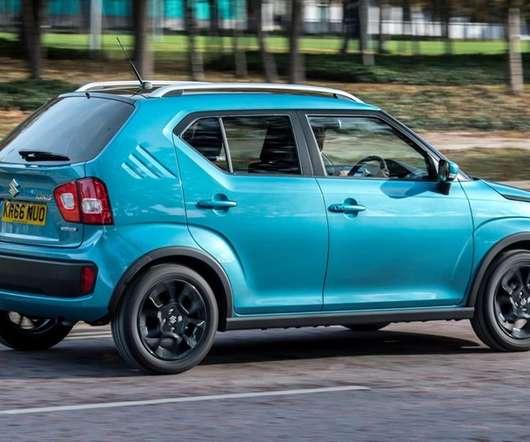 Suzuki - EV Driven