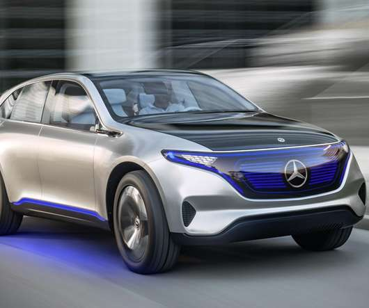 Electric vehicles mercedes and vehicles ev driven for Mercedes benz strategic plan